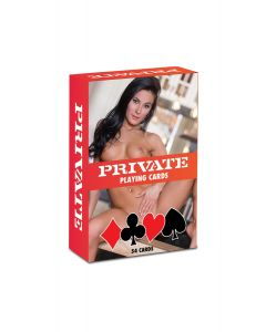 Private Playing Cards Speelkaarten
