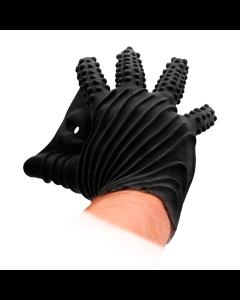 Fist-It Siliconen Handschoenen Zwart