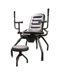 The BDSM Kink Seat 2.0 Zwart