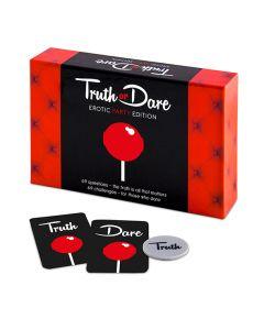 Truth or Dare Erotic Party Edition Spel