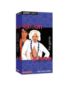 LoveCubes Tarzan & Jane Erotisch Spel