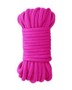 Ouch! Japanese Rope 10 Meter Roze