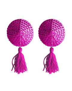 Ouch! Nipple Tassels Round Roze