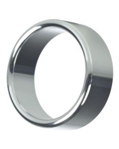 Alloy Metallic Cockring Large