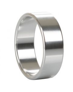 Alloy Metallic Cockring Extra Large
