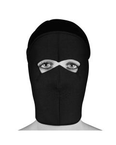 Ouch! Extreme Neoprene Mask Zwart