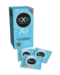 EXS Air Thin Condooms 12 Stuks