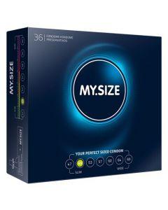 MySize Condooms 36 Stuks Maat 49