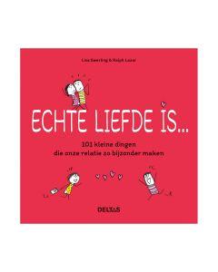 Boek: Echte Liefde Is...