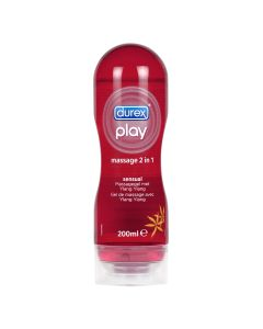 Durex Play glijmiddel en Massage 2 in 1