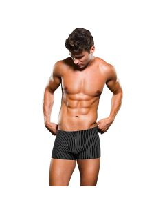 Low Rise Boxer L/XL Zwart/Wit