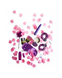 ToyJoy Fantastic Purple Sex Toy Kit