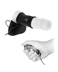 Fetish Shock Therapy Cock Sock
