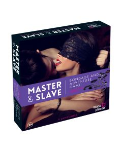 Master And Slave Erotisch Spel Paars