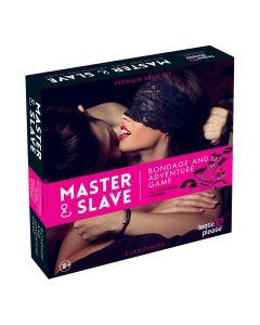 Master And Slave Erotisch Spel Roze