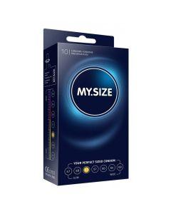 MySize Condooms 10 Stuks Maat 53