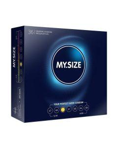 MySize Condooms 36 Stuks Maat 53