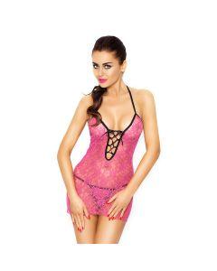 Haylin Chemise Pink L/XL