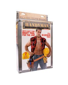 The Handyman Opblaaspop