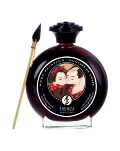 Shunga Chocolate Body Paint 100 ml