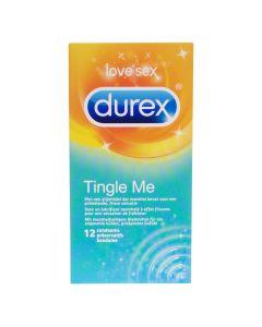 Durex Tingel Me Condooms