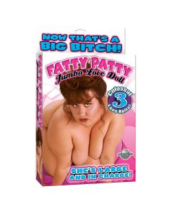 Fatty Patty Opblaaspop