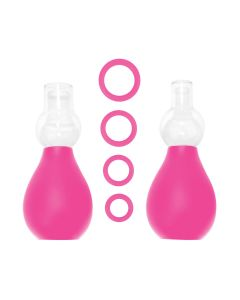 Ouch! Nipple Erector Set Roze