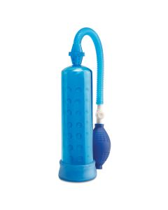 Pump Worx Silicone Power Pump Blauw