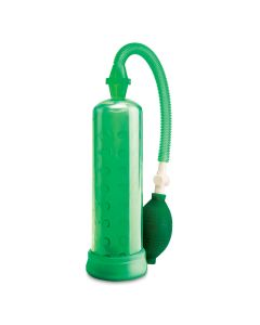 Pump Worx Silicone Power Pump Groen