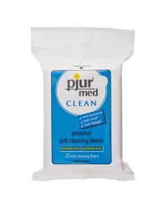 Pjur Clean Fleece Doekjes